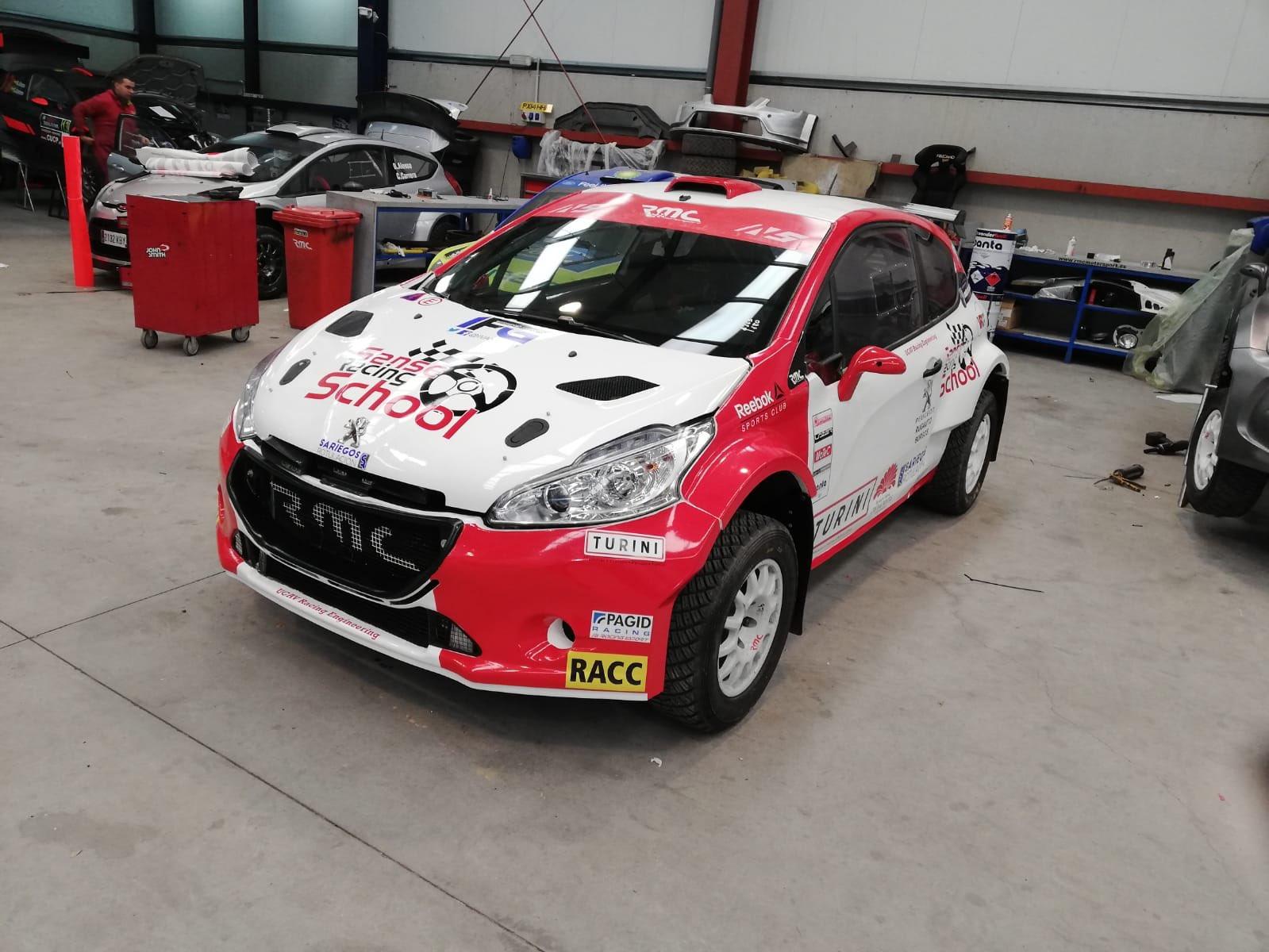 SCER + CERT: VIII Rallye Tierras Altas de Lorca [8-9 Marzo] D0_ibcBXgAEV7RS