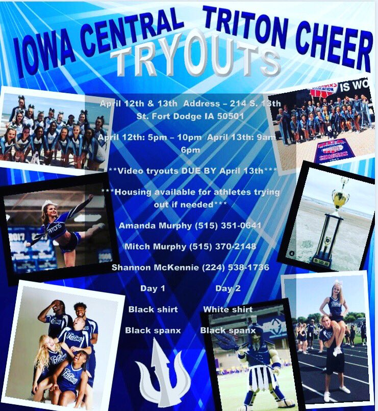 52973f780d4 We are super excited to announce our tryout times and dates for the  2019-2020 cheer season. We can not wait to see you all at tryouts.