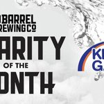 "Thank you!! Everyone who came out yesterday to support @kidsinthegame  at @10BarrelBrewing #CharityoftheMonth  If you weren't able to make it out & would like to make a donation, check out our website to learn how you can support our cause, ""Every Kid Deserves the Chance to Play"""