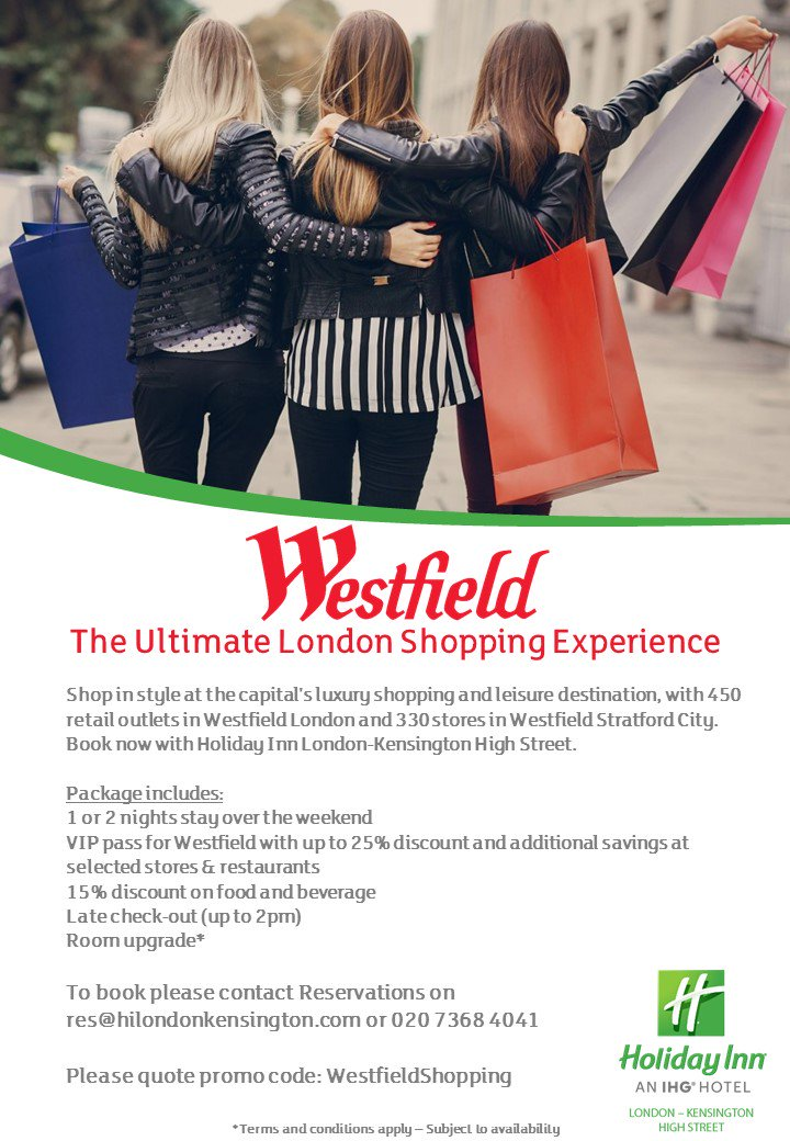 7d9b1589 The ultimate London shopping experience for everything you need #westfield  #westfieldmall #westfieldstratford #westfieldlondon #ihg  #shoppingatwestfield ...