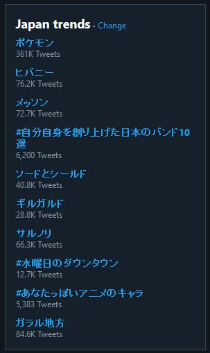Pokemon Sword And Shield Trending Worldwide On Twitter Nintendosoup