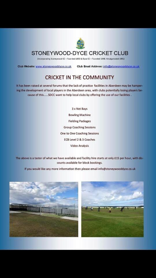 The Official Website of the KnightRiders Cricket Club , Aberdeen