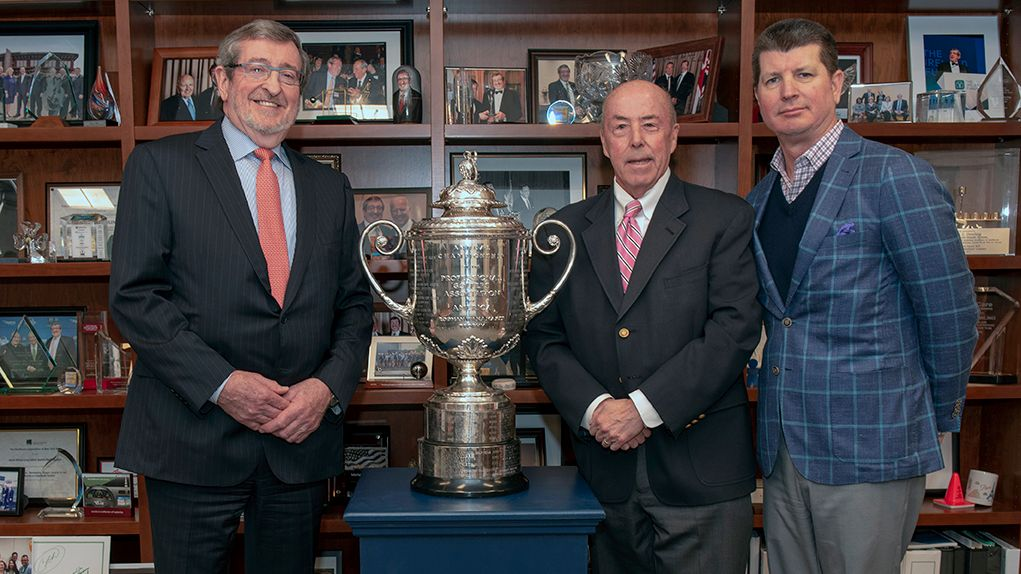 Proud to announce our exclusive partnership with @NorthwellHealth as the 'Official Healthcare Provider' of the 2019  #PGAChamp at Bethpage Black.  :  https:// bit.ly/2Vo1sgU  &nbsp;  <br>http://pic.twitter.com/xus5hFyEo2