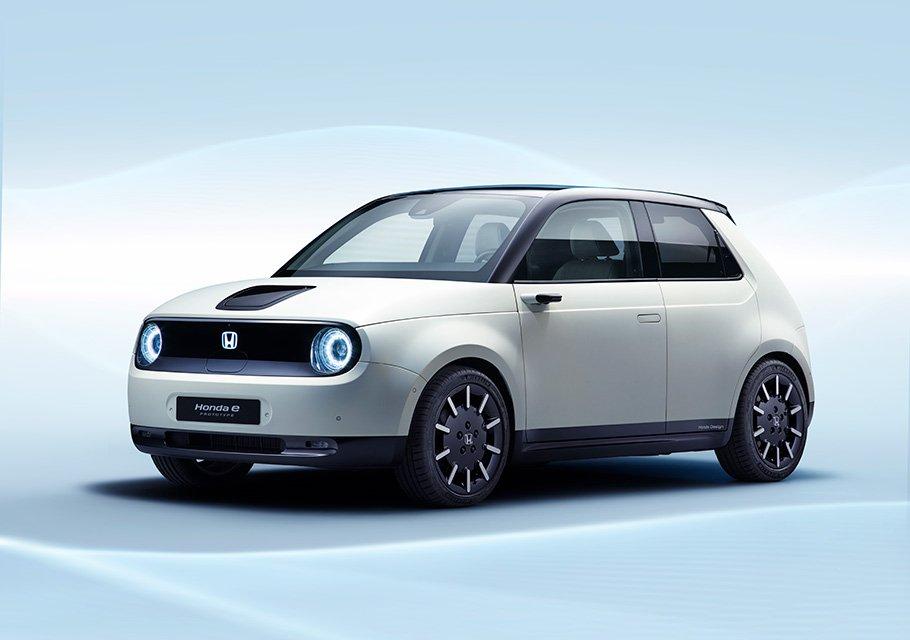 ホンダ電気自動車のプロトタイプ世界初公開 ヤバイこれはガチで欲しい