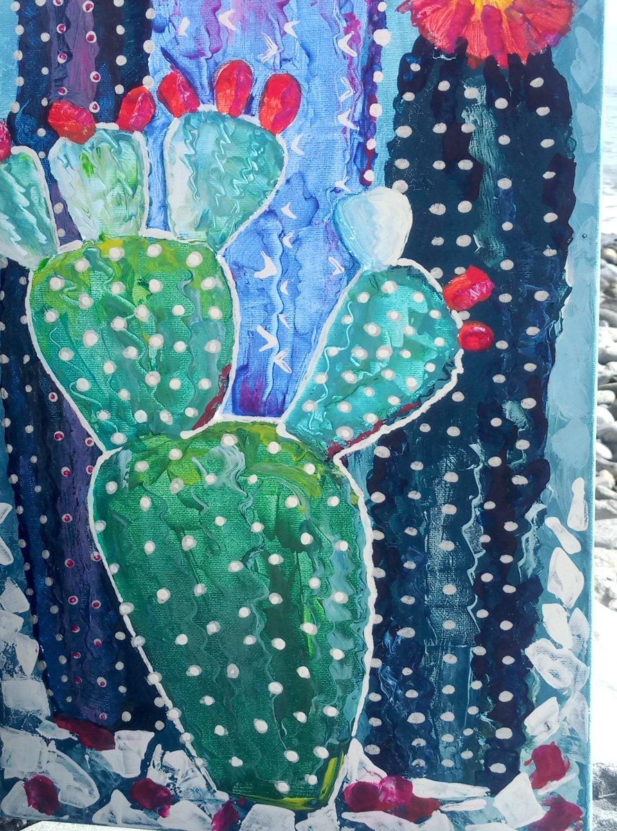 cactusartwork hashtag on twitter