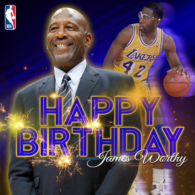 James Worthys Birthday Celebration Happybdayto