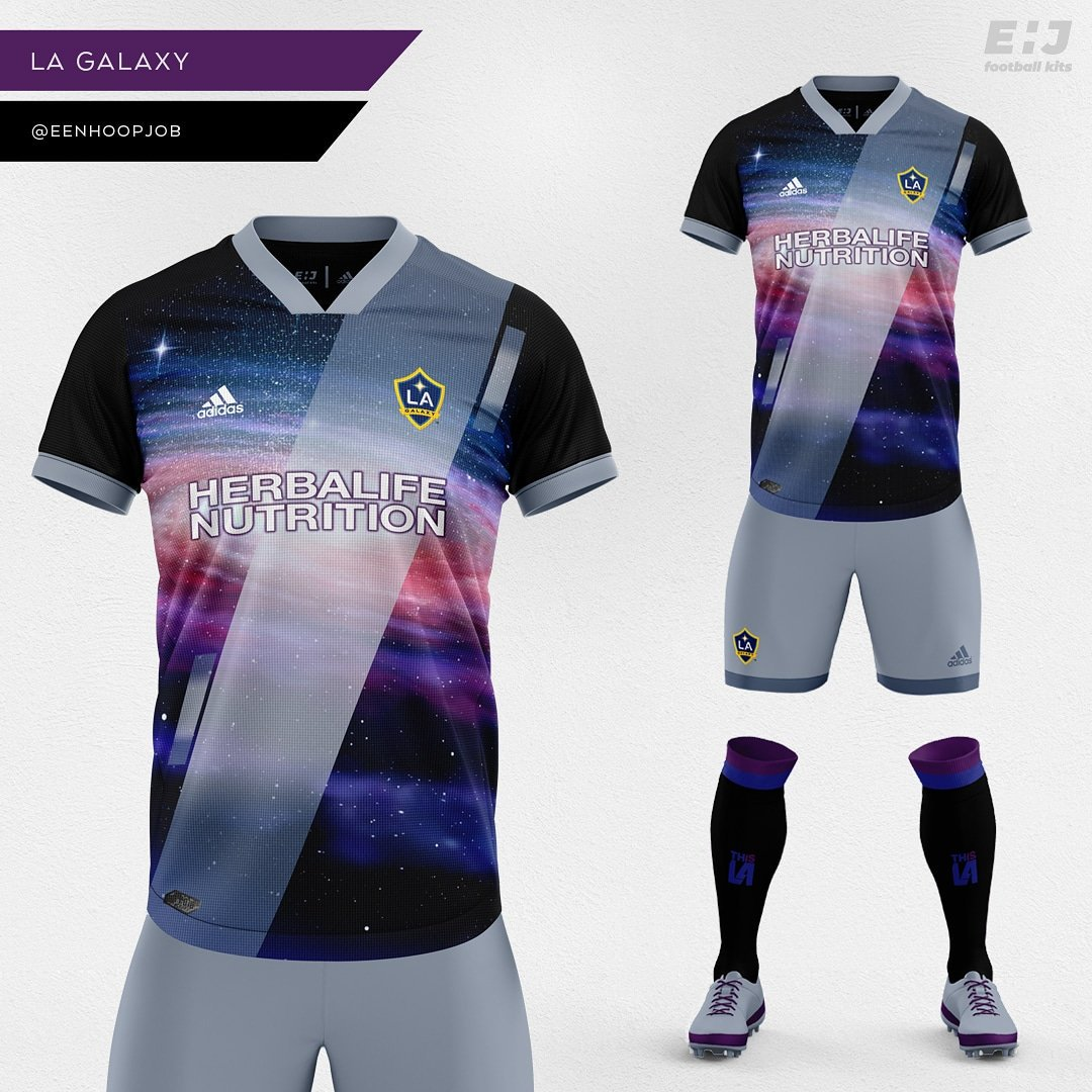 promo code 8be33 92372 LA Galaxy Away Kit Concept. Please rate 1-10. Thoughts about ...
