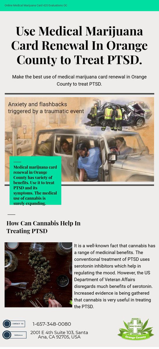 With the use of cannabis, a more affordable and easy method of treatment is available for the benefit of people. For More Details: Click: ...