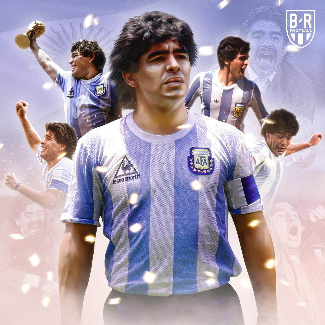 On this day in 1977, a 16-year-old Diego Maradona made his Argentina debut 🇦🇷