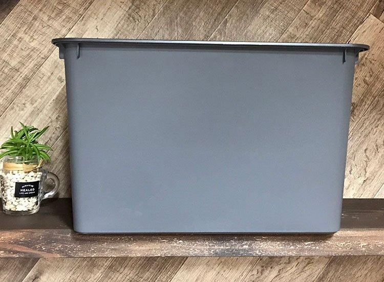 test ツイッターメディア - 蓋と合わせて300円 スクエア収納BOX  スプレー類を収納したくて購入したのですが、スプレーを入れると蓋が出来ませんでした(TдT)  大きい収納BOXでこのデザインはなかなかないです(*´ω`*)  https://t.co/RRDvUXbj7N  @daiso_navi #ダイソー #100均 https://t.co/WIAfyoG4h5