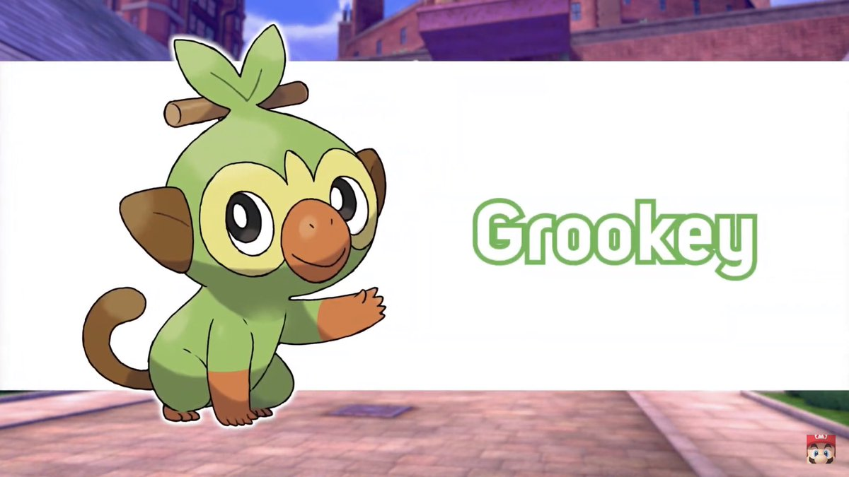 Wavy On Twitter Grookey Is The Cutest Name And Pokemon With them, you will forge a path to greatness! twitter