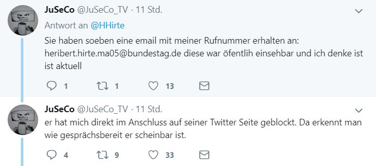 Ii Ii On Twitter Hahahahahahha Heribert Ist Der Geilste