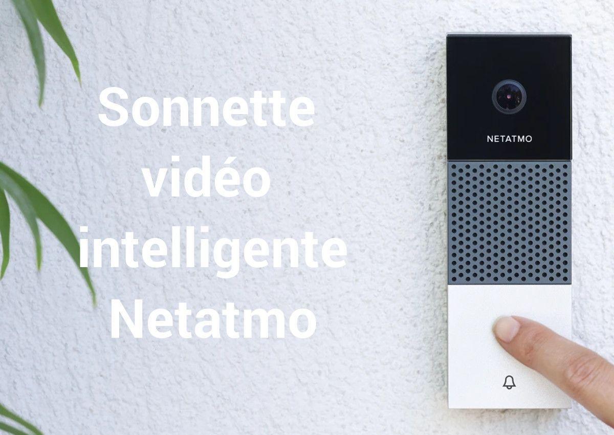 interphone vidéo netatmo