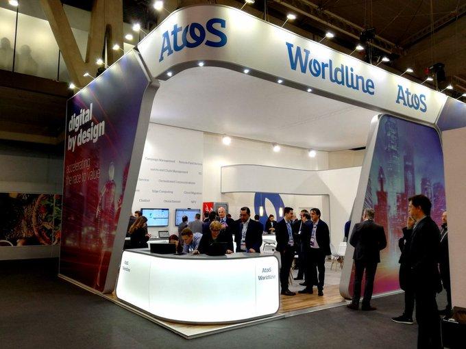 A Atos participa do Mobile World Congress, evento com as principais tendências globais em...
