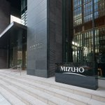 Image for the Tweet beginning: Mizuho Financial Group, one of