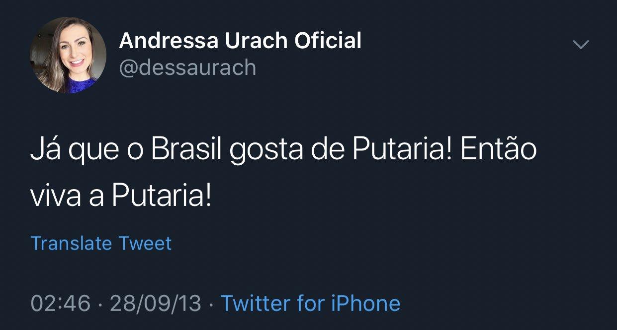 "Phillip Preto 𓃵 na Twitteru: ""andressa urach finalmente no meio da putaria  mais pesada possivel… """