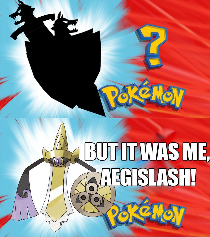 Kabuki On Twitter You Were Expecting New Legendaries For Pokemon