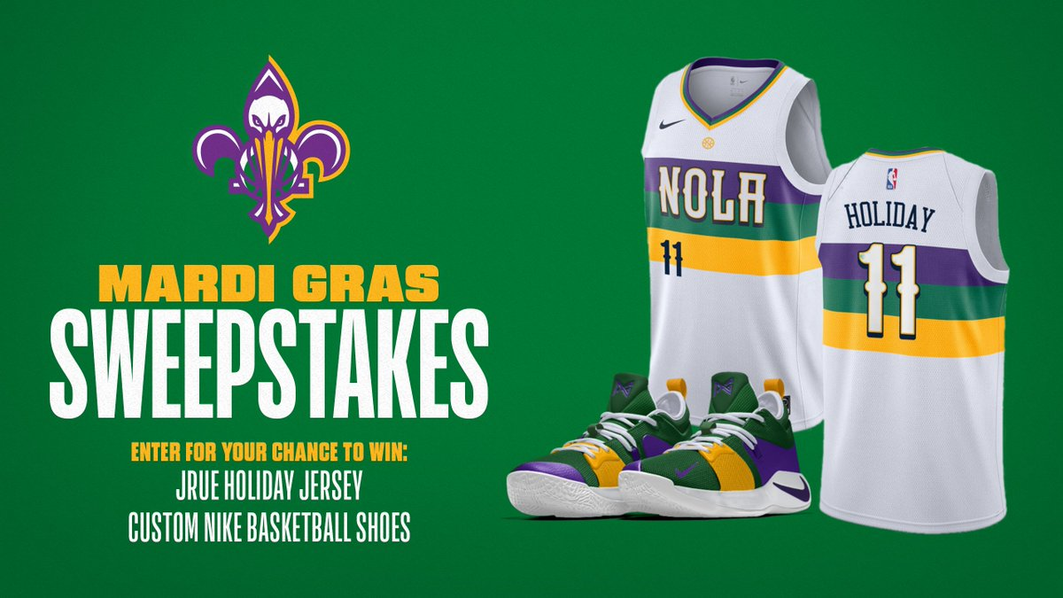 New Orleans Pelicans On Twitter We Re Giving Away A Pair