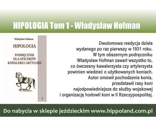 HIPOLOGIA Tom 1 i 2. Dwutomowa reedycja dzieła wydanego po raz pierwszy w 1931 roku. Władysław Hofman. Polecamy. https://t.co/ClgEpC3ooz #hipologia #kawaleria #konie #hodowlakoni #WładysławHofman #Konie #sklepJeździecki #Hippoland https://t.co/omkF90CCxy
