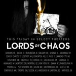 Image for the Tweet beginning: Make it last. The #LordsOfChaos