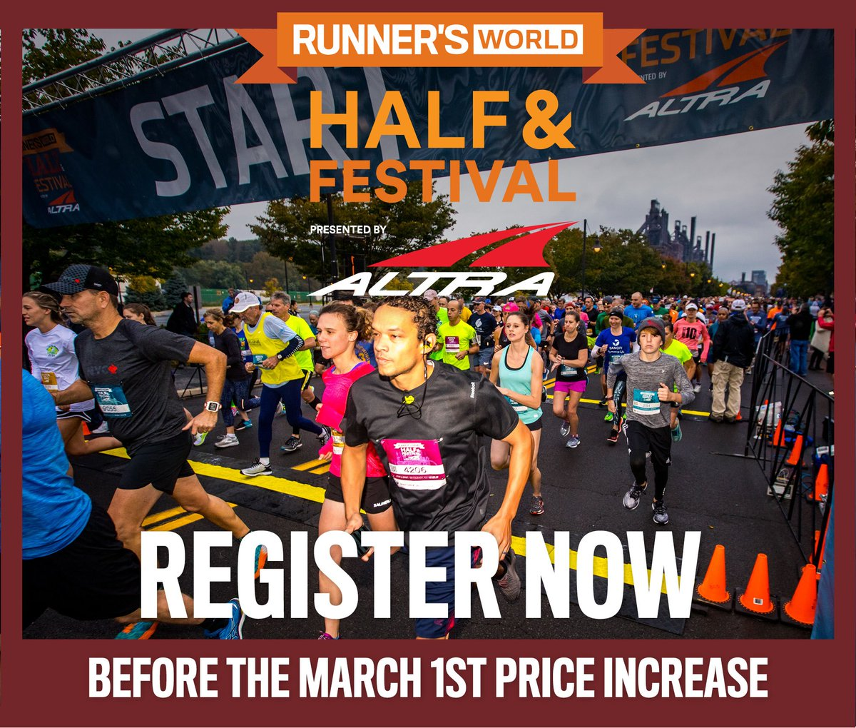 f47de3c3ff22 Register for one or all of our  RWHALF weekend races today!  http   www.rwhalf.com pic.twitter.com yl6OVx69kp