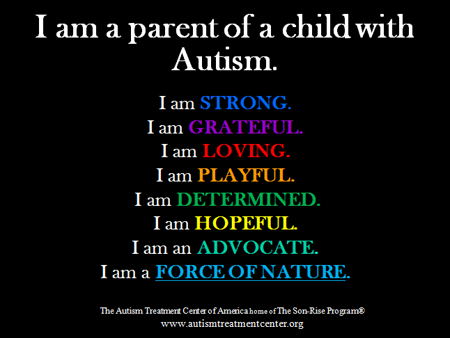 What do parents want? A loving bond with their children, and to know their children are happy. It's what we all want with any child. However, the world is driven by results and scores. It's possible to have this, a deep, loving relationship with your child. #AutismAwareness