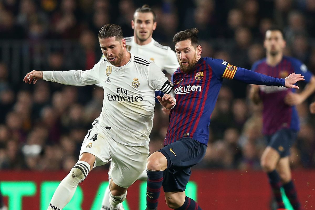 #CopadelRey | Real Madrid-Barcelona, por el pase a la final