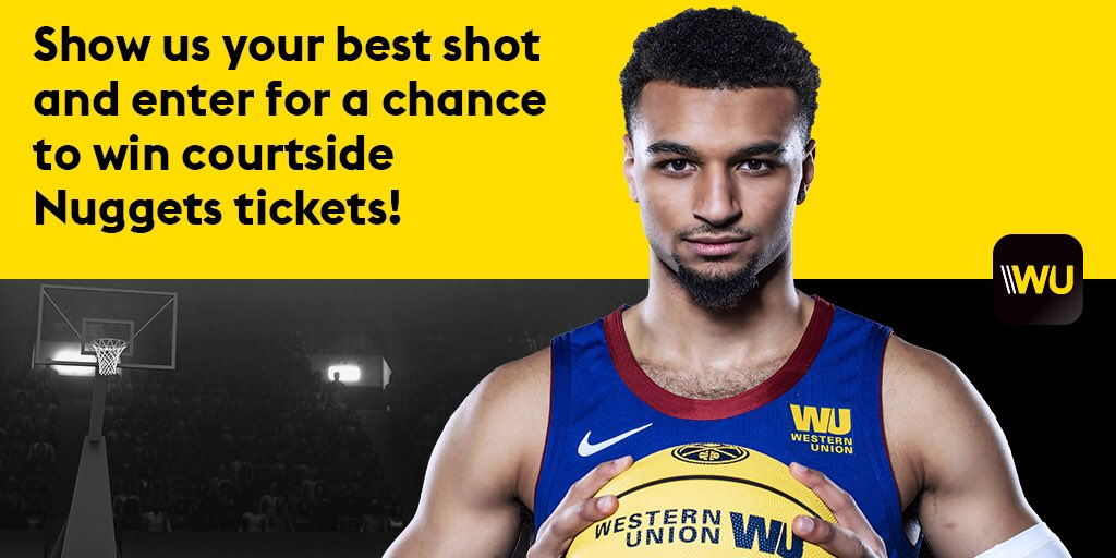 Want to come play on my court? Colorado fans- enter the @WesternUnion Money Moves Contest today and I'll see the Top 15 Finalists at Pepsi Center this March #WUMoneyMovesContest #sponsored https://www.westernunion.com/blog/western-union-money-moves-contest-rules/…
