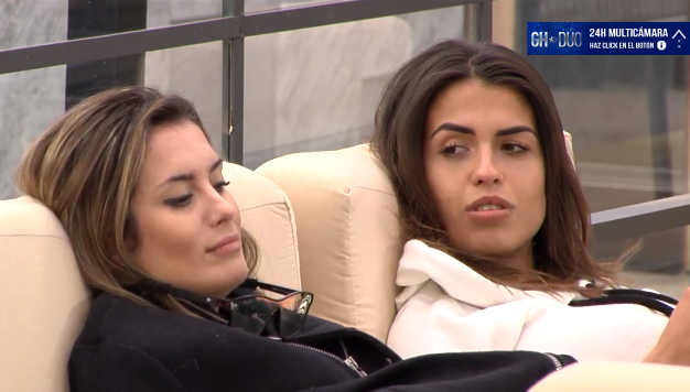 RT @ghoficial: La amistad entre Candela y Sofía  🔄 Maravilla ❤️ Meh  > https://t.co/kMhL5n5DTG #GHDÚO27F https://t.co/LcvtrT521E