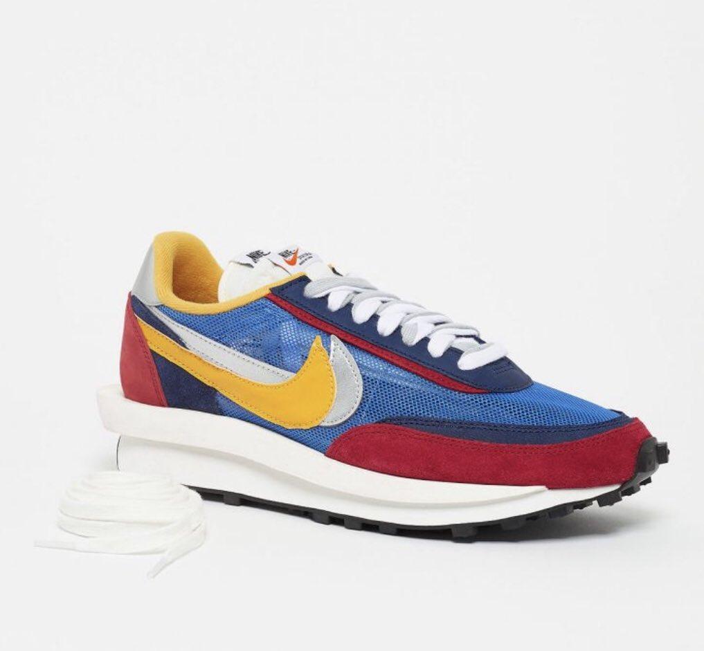 SACAI x Nike LDV Waffle 'Varsity Blue