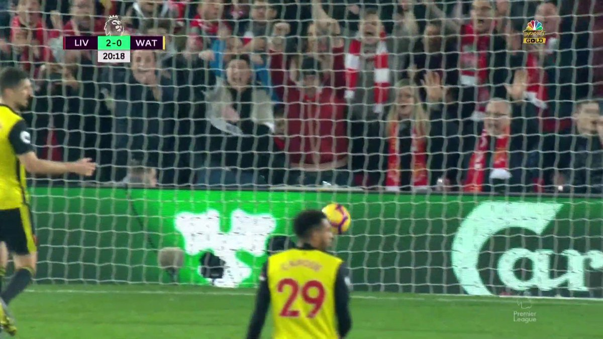 Mane the Magician ✨  🎥: @NBCSportsSoccer