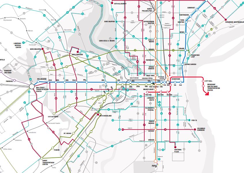 philadelphia public transportation map Billy Penn On Twitter Septa Released Two New Transit Maps And philadelphia public transportation map