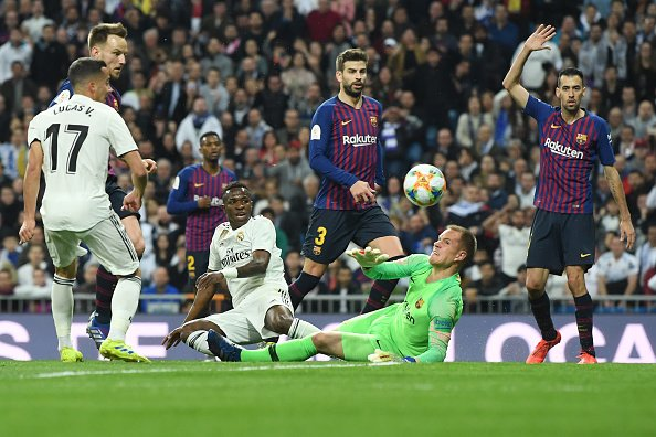 Кубок Испании. Реал - Барселона 0:3. Тихоходам слава, или Голый класс - изображение 2