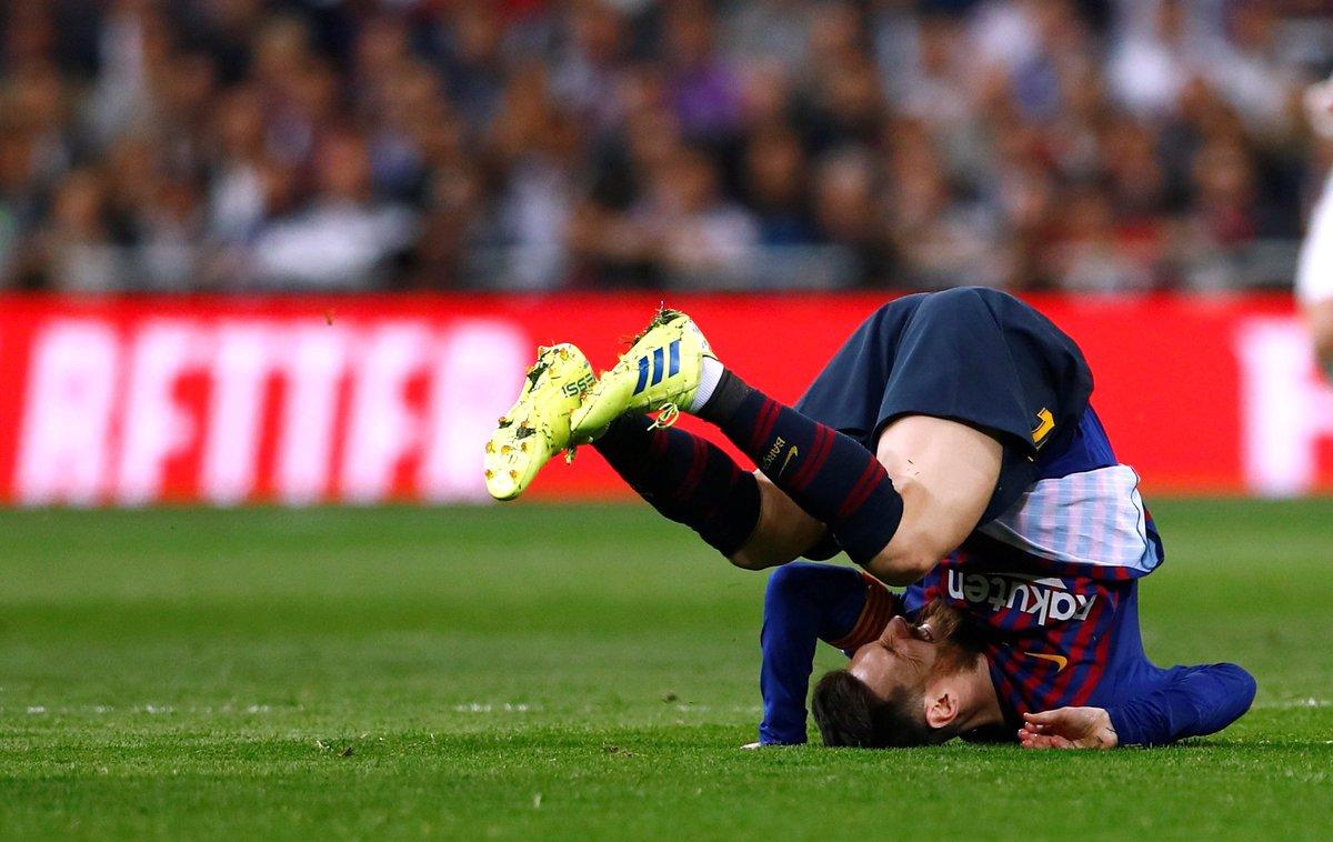 Кубок Испании. Реал - Барселона 0:3. Тихоходам слава, или Голый класс - изображение 3
