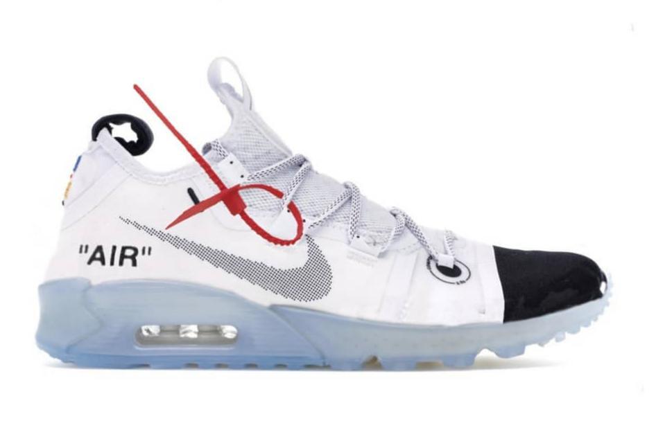Nike Kobe AD White Black X Nike Air Max