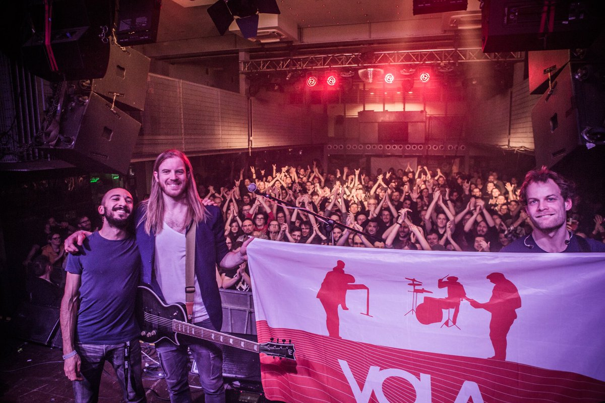 Vola At Volaband Twitter