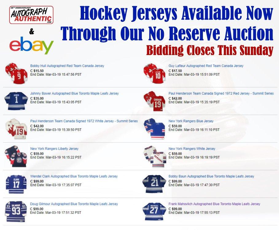 dfcd57f224  ebay  sportsauction  mancave  collector  hockeycollector  hockeyjersey   hockeyfans  stanleycuppic.twitter.com kxKRaKbnPP