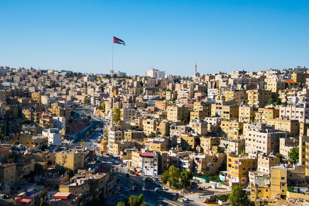 Amman launches the Green City Action Plan, becoming first in the Middle East region and one of 20 cities in the world to do so. jordantimes.com/news/local/amm…
