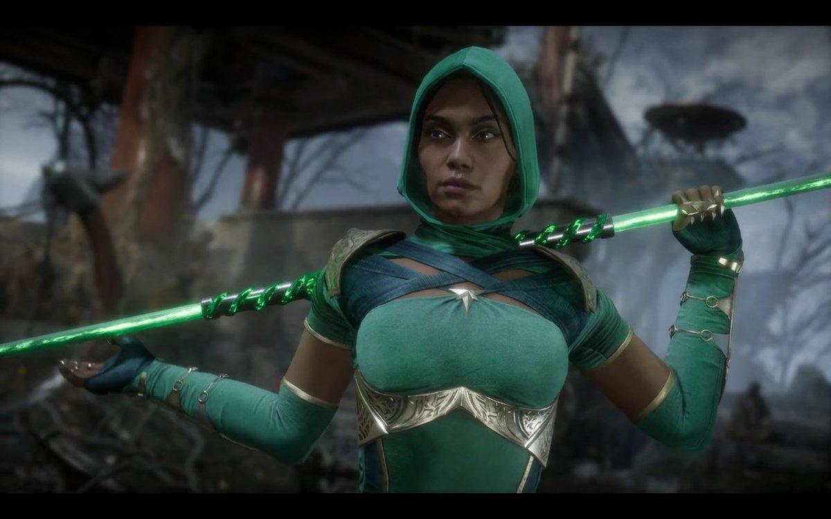 Mortal Kombat Xtra On Twitter Jade Unmasked Mk11