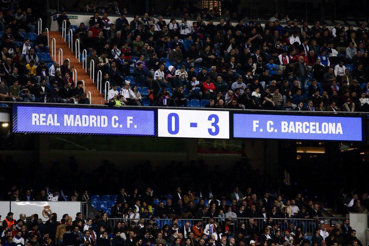 Xem lại Real Madrid vs Barcelona, 3h00 ngày 28/2 (Cúp Nhà Vua)