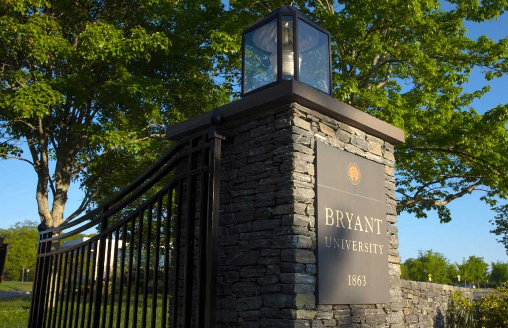 .@BryantUniv is pleased to recognize the students who have distinguished themselves through outstanding academic performance. Congratulations to those who made the President's and Deans' Lists during the fall 2018 semester. https://t.co/EAxT5RIykz https://t.co/cIcS1FMAxp
