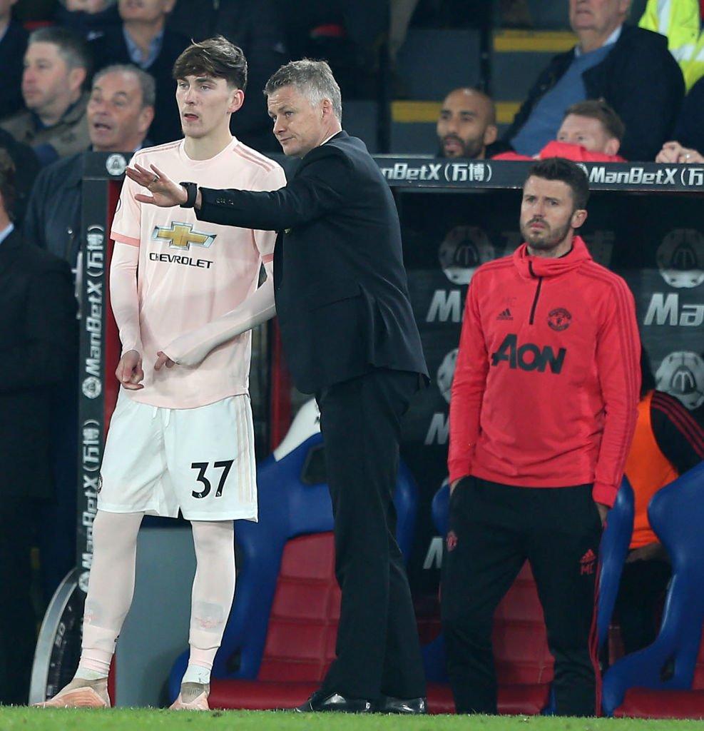 Image result for james garner Manchester United