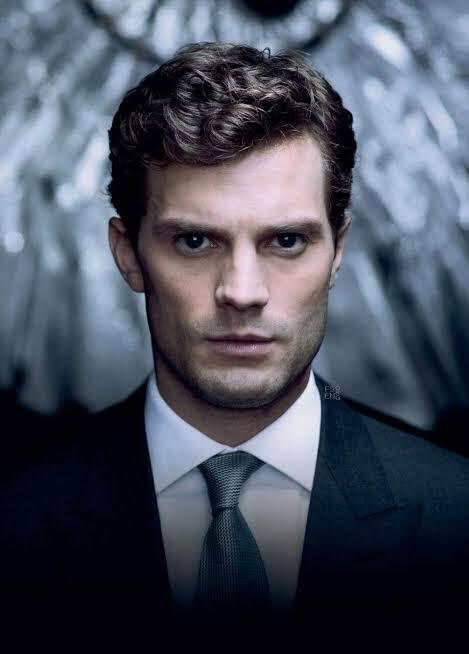 Your Christian Grey//My Christian Grey