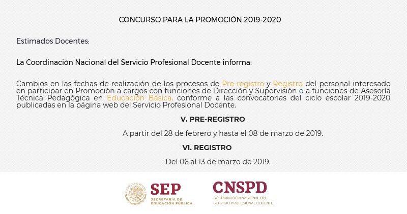 Promoción 2019-2020  El pre registro se podrá realizar en el siguiente link 👇🏻  http://proyecto-venus.cnspd.mx:8080/venus/