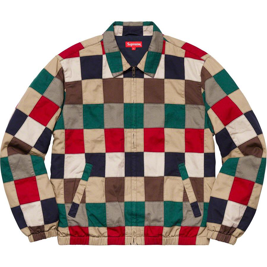 d479b3611a5de SUPREME SMALL PATCHWORK JACKET RAFFLE -  50x10 - WINNER TAKES CHOICE   Jacket Size Small
