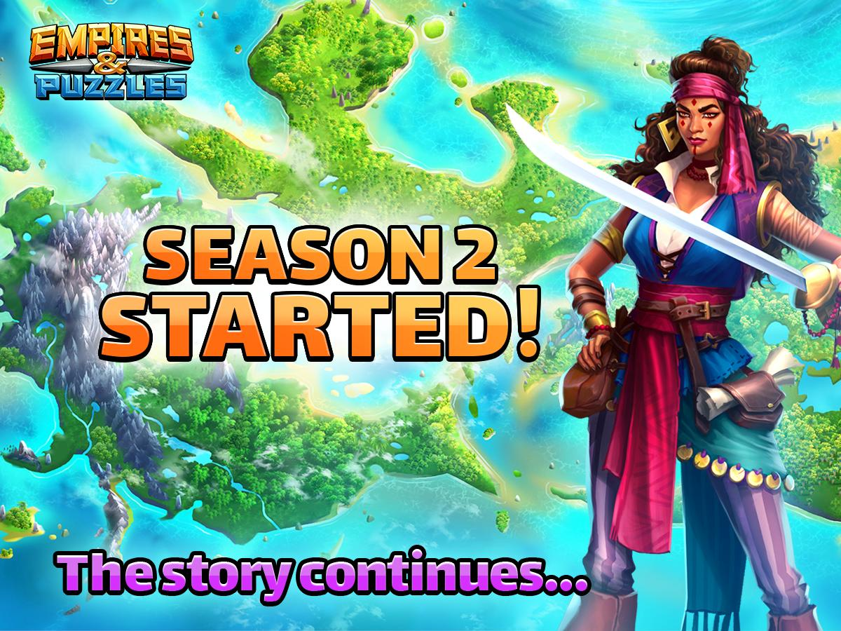 The Season 2 story continues! New provinces available now