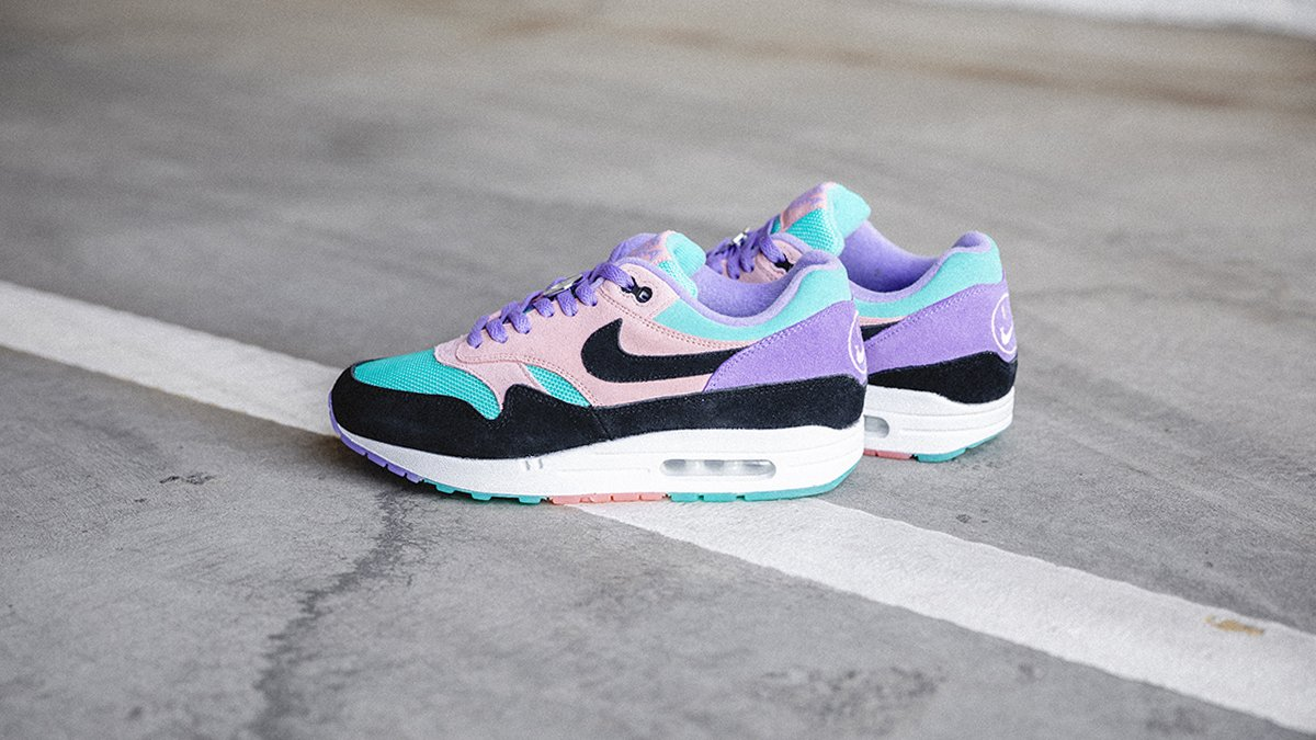 Nike Nike Sportswear Air Max 1 Have a Nike Day from Hype DC