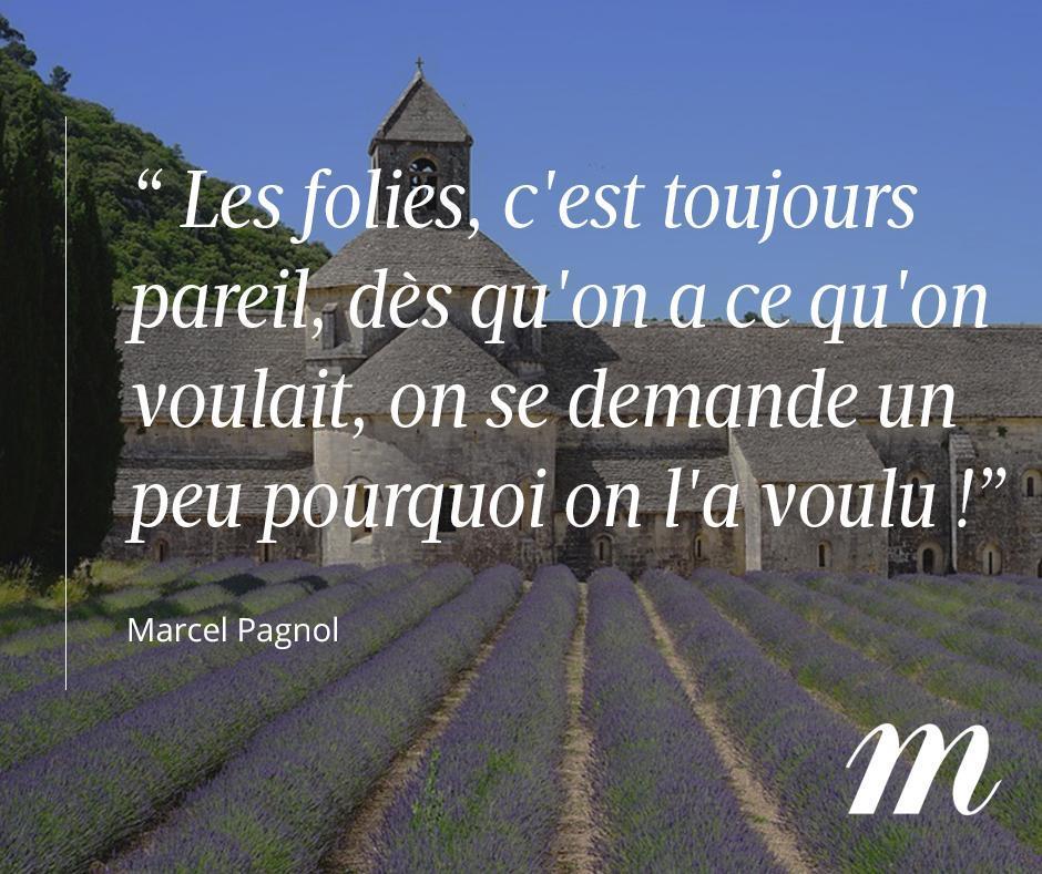 Marcel Pagnol Rendons Hommage Marcel Pagnol Né Citation
