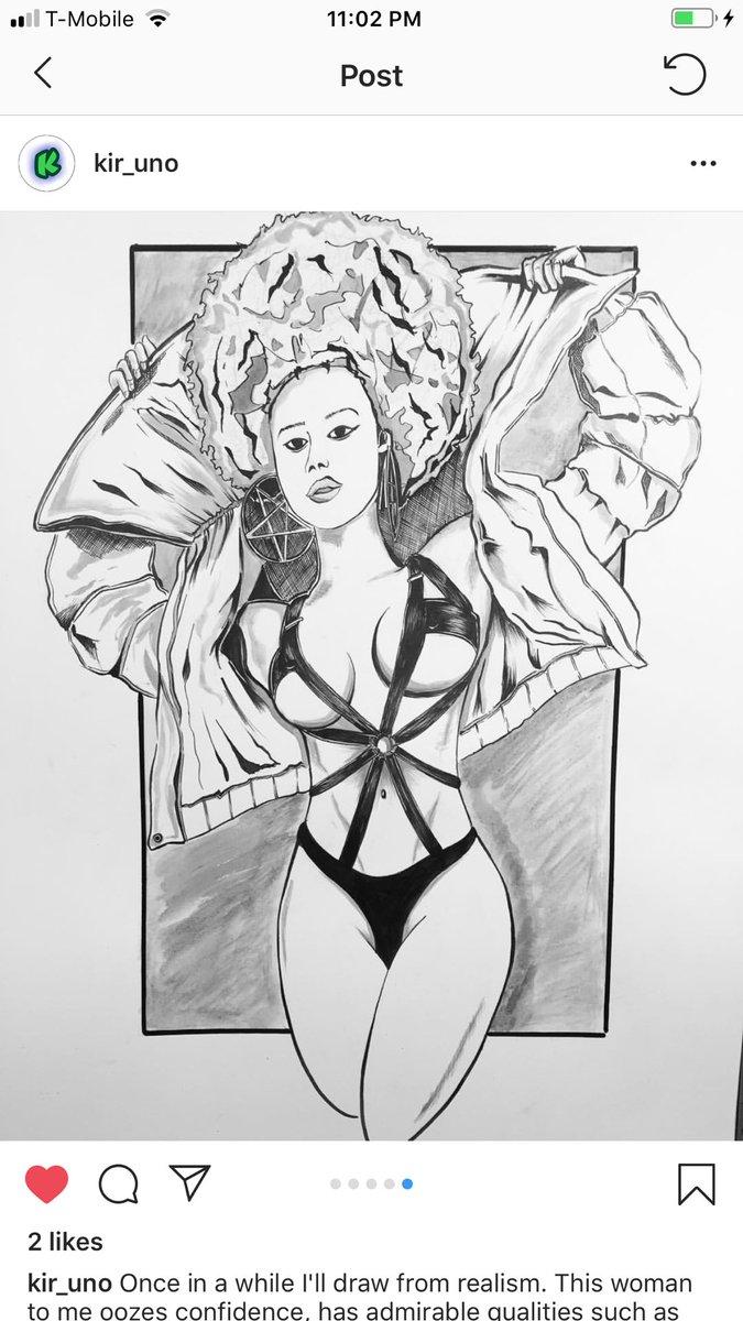 Stormi Maya على تويتر Look At This Beautiful Drawing From One Of