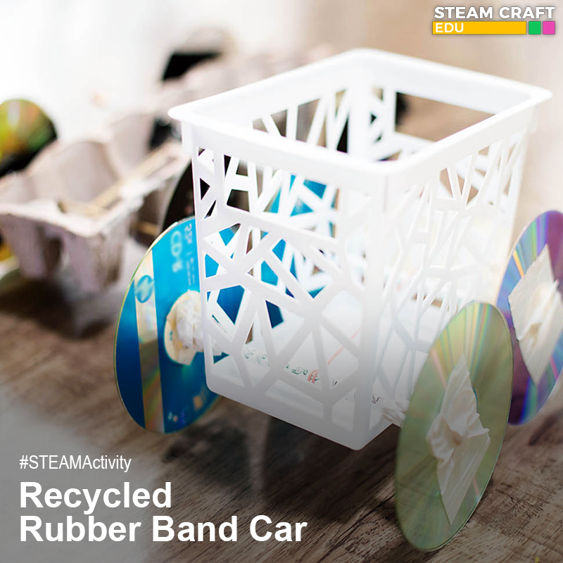 SteamcraftEdu Using only household and recycled materials
